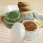 Produits cosmétique masque et gommage 100% naturel, suisse, bio