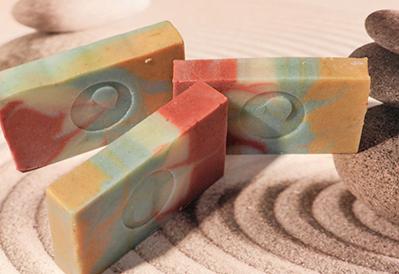 Offre spéciale -10 % sur les savons artisanaux