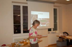 Conférence sur l'apiculture