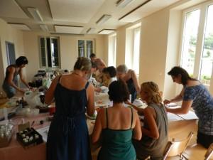 Un plaisir partagé - Atelier cosmétiques
