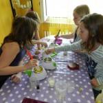 Atelier enfant le partage