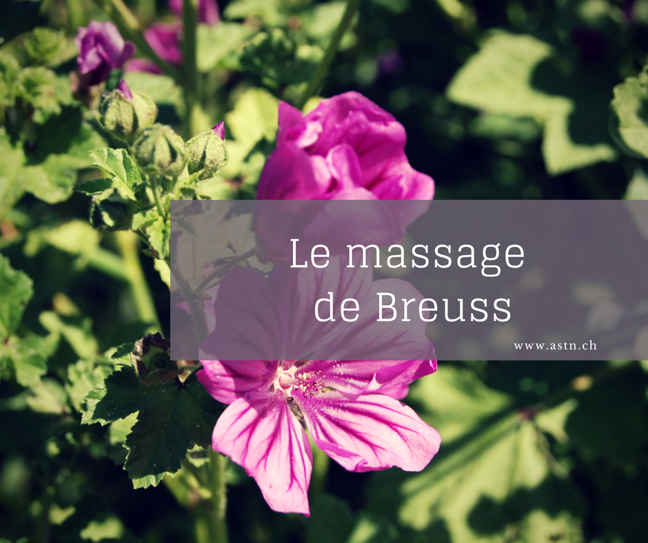Le massage de Breuss