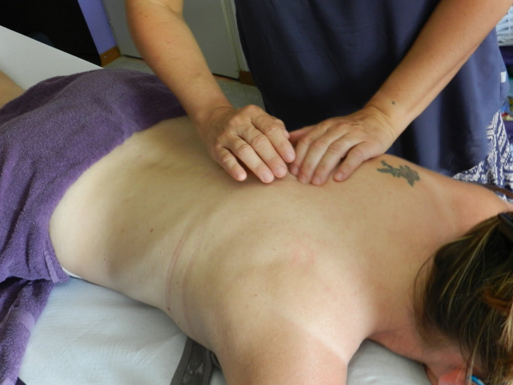 Massage thérapeutique dos