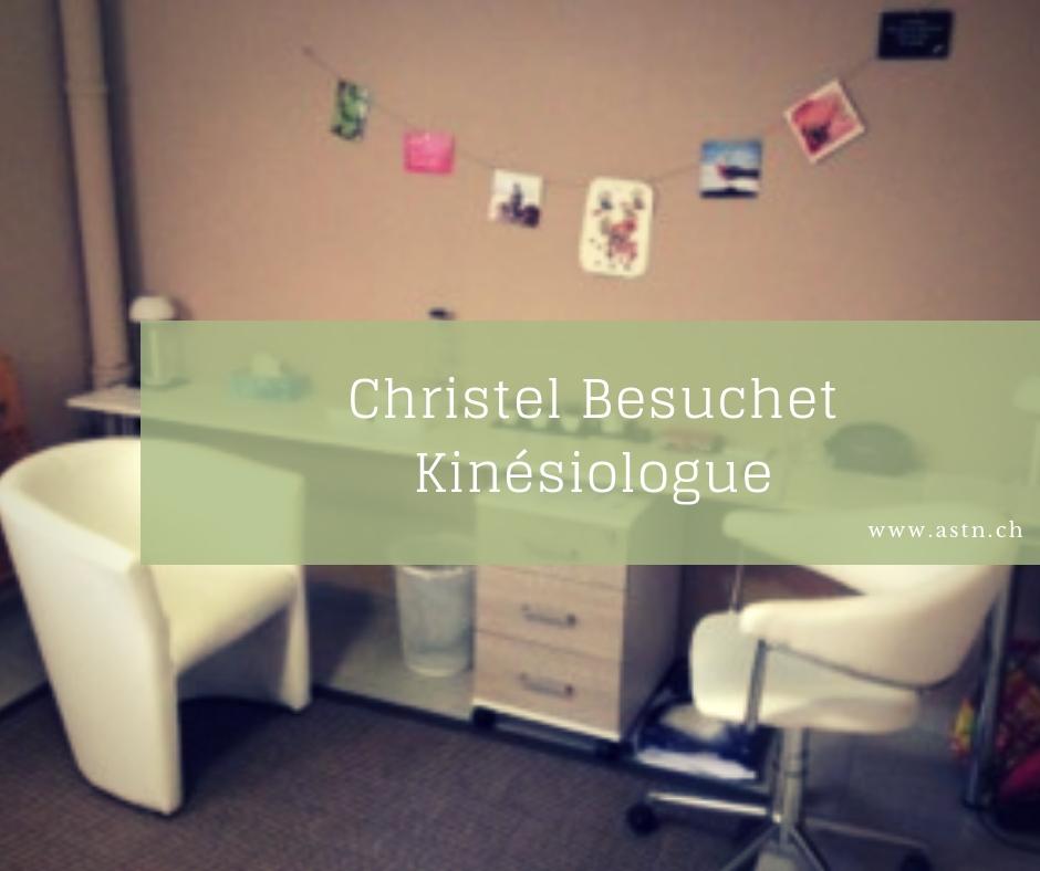 Christel Besuchet Kinésiologue Orbe Vaud