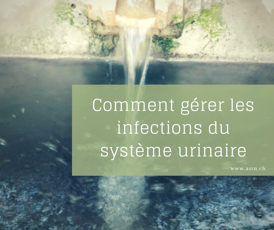 Comment gérer les infections du système urinaire