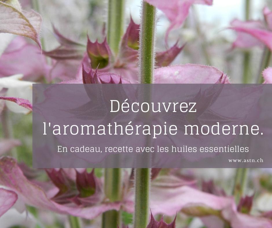 Découvrez l'aromathérapie moderne